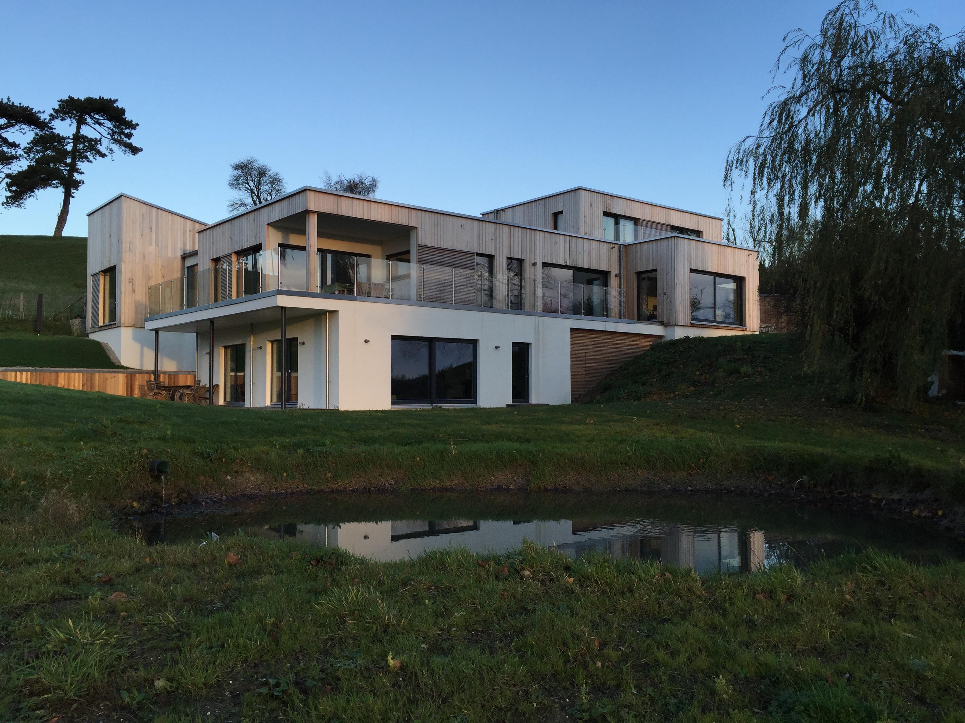 Concentus Haus Preise meisterstück-haus | holz-fertigbau architektenhäuser holz