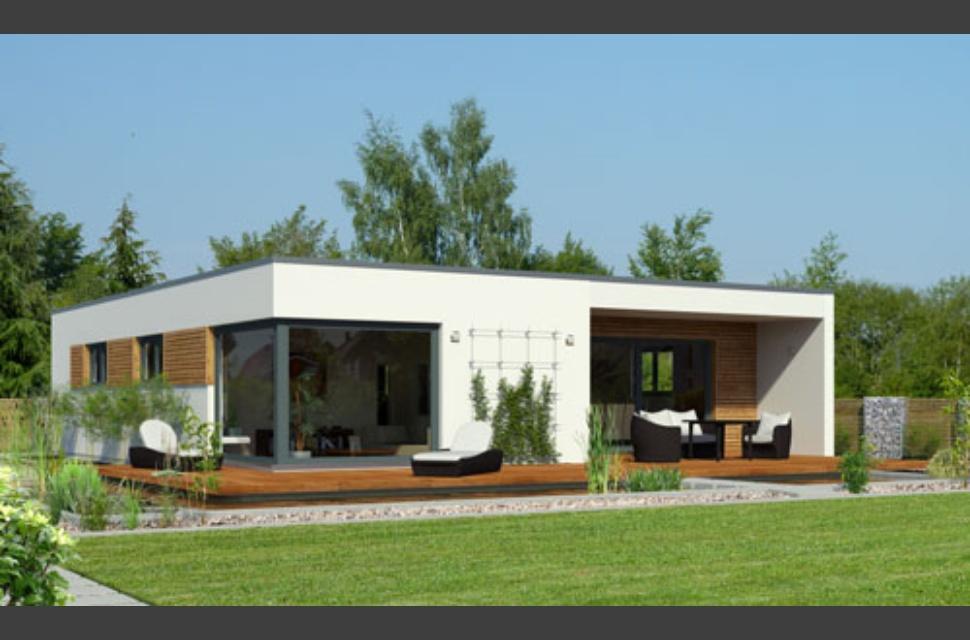 moderne bungalow bilder beste bildideen zu hause design. Black Bedroom Furniture Sets. Home Design Ideas